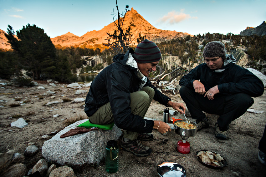 top backpacking camping recipe food ideas